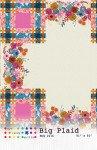 Big Plaid Quilt Pattern ECQ2216