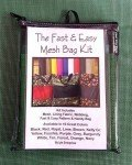 Fast and Easy Forest Mesh Bag Kit MBK-61 `