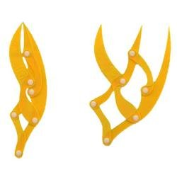 FBX 11 Golden Gauge Calipers from Jinny Beyer