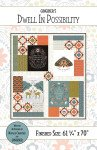 Dwell In Possibility Panel Quilt Pattern GB-044
