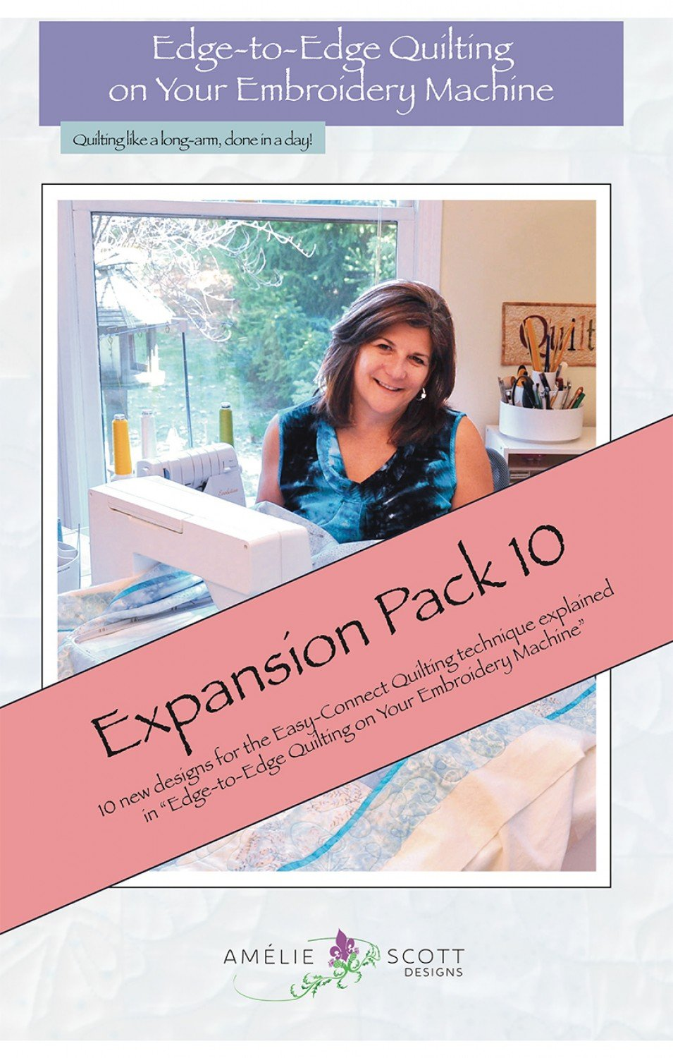 Edge to Edge Quilting Expansion Pack 10 `