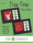 Tree Time Place Mats `