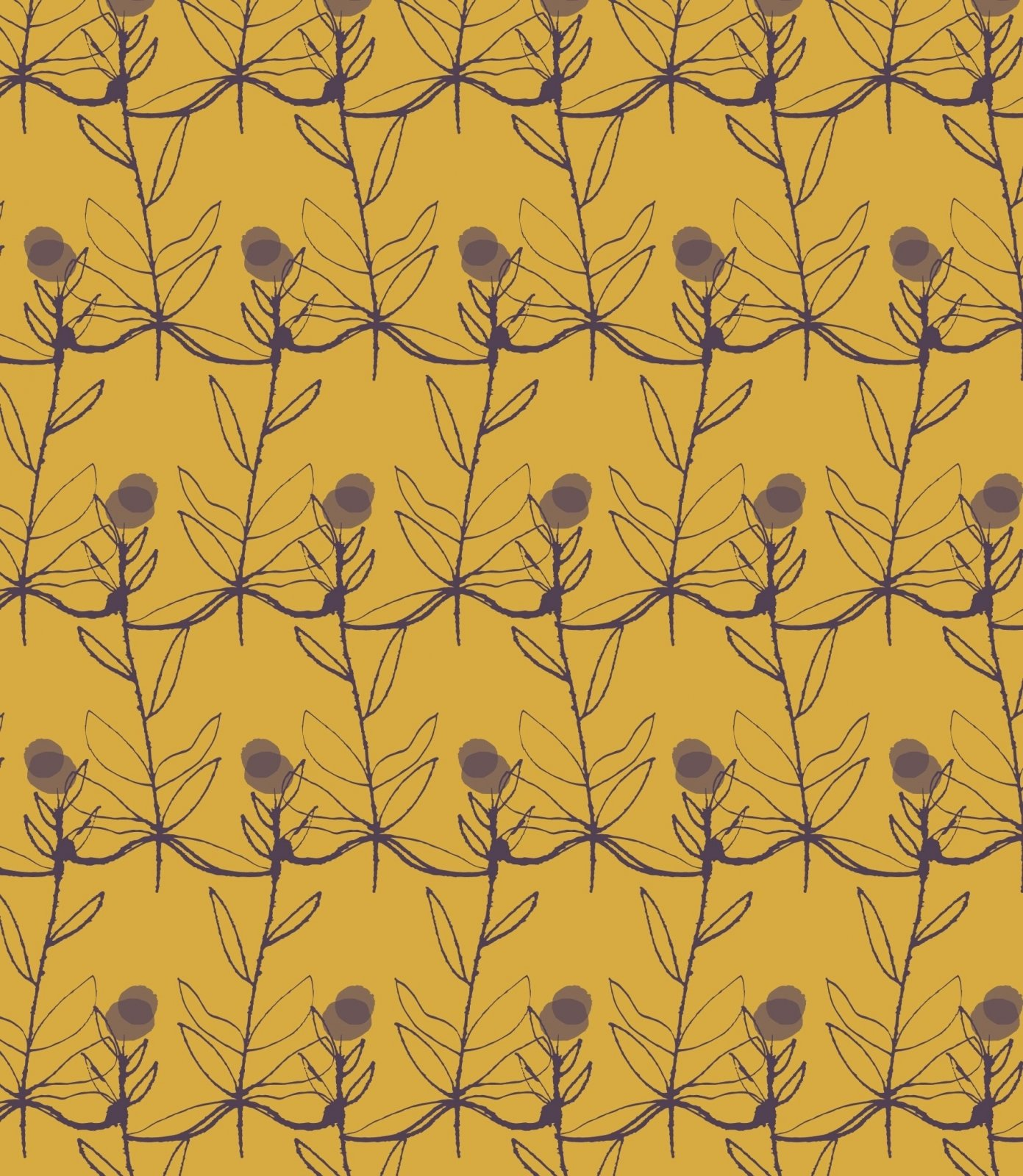 Dashwood Studio Autumn Rain Yellow `