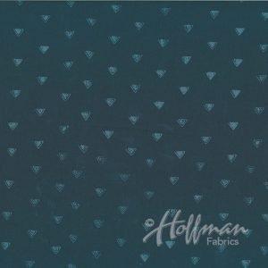 131-58 Earth Hoffman Batik Indah Batiks `
