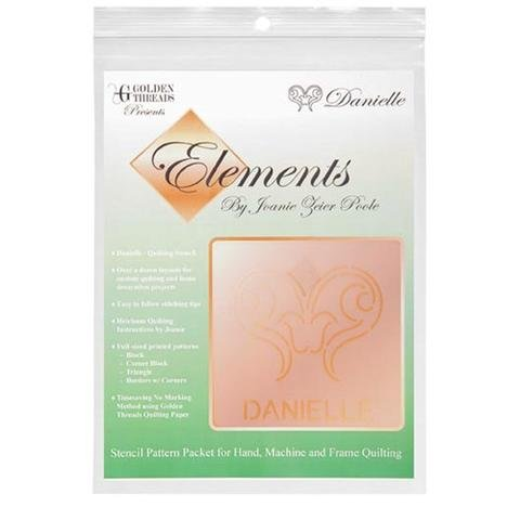 Golden Threads - Elements Danielle `