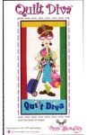 Quilt Diva Wall Hanging Pattern ABD169 '
