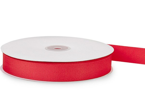 Grosgrain Ribbon 7/8 Red 3012-5-250 '