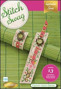 #155 - Stitch Swag - Fashion Watch Bands ~