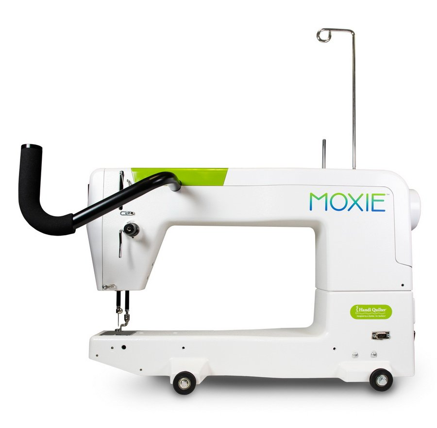 Handi Quilter Moxie 15 Inch Longarm Quilting Machine With 8 Foot Loft Frame QM09301-0105
