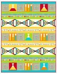 FBX 84 Mad Science Quilt Pattern TMSQ-91