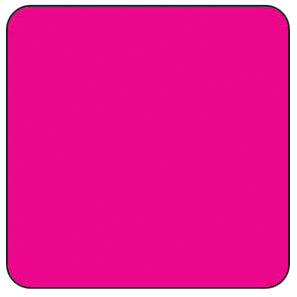Heat Transfer Vinyl -  Neon Pink Sheet  12x20 `