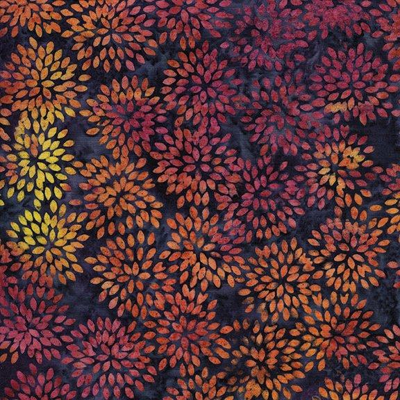 Batik Press Petals 121613590 Island Batiks '