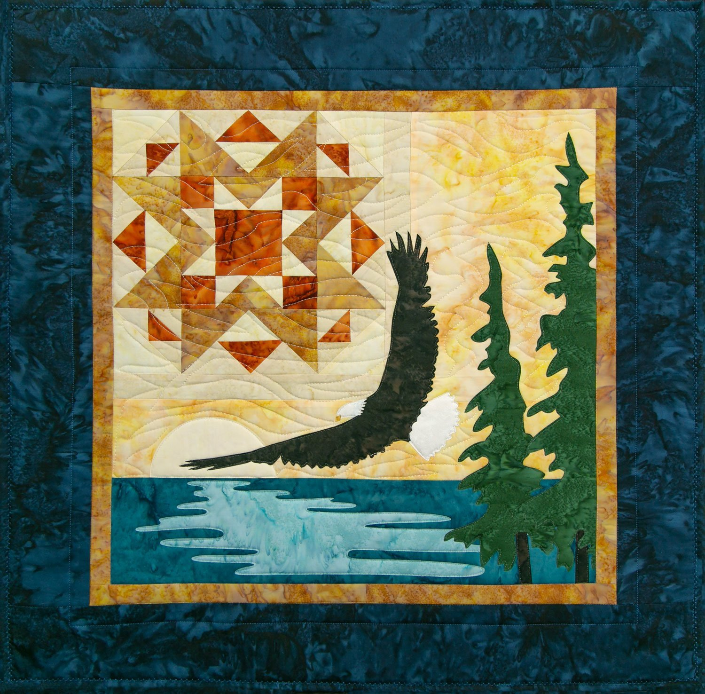 Eagles-Landing-Wilderness-Ridge-Pattern Northern Threads +