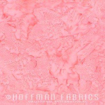 Hoffman Fabrics 1895 63 Rose Hoffman Batik `