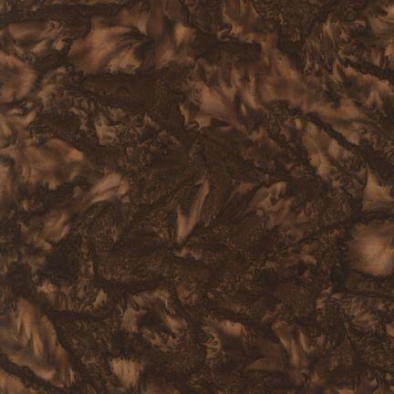 AMD-7000-167 Chocolate Robert Kaufman Batik `
