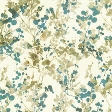 Hoffman Fabrics Q2188-489 Dot Foliage Seagull Hoffman Batik `