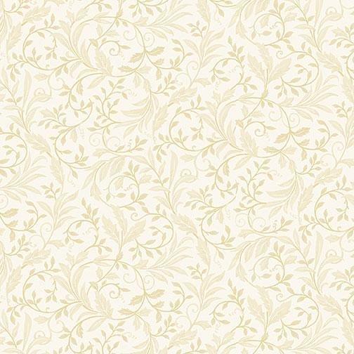 Benartex Garden Vine Cream 06124-07 `
