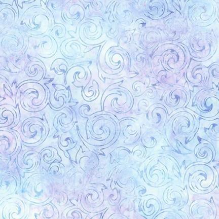 Batik Rosette AMD-18940-23 Lavender Robert Kaufman `