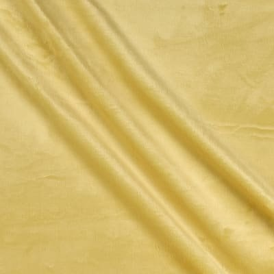 Shannon Fabrics Cuddle 3 Yellow Minky `