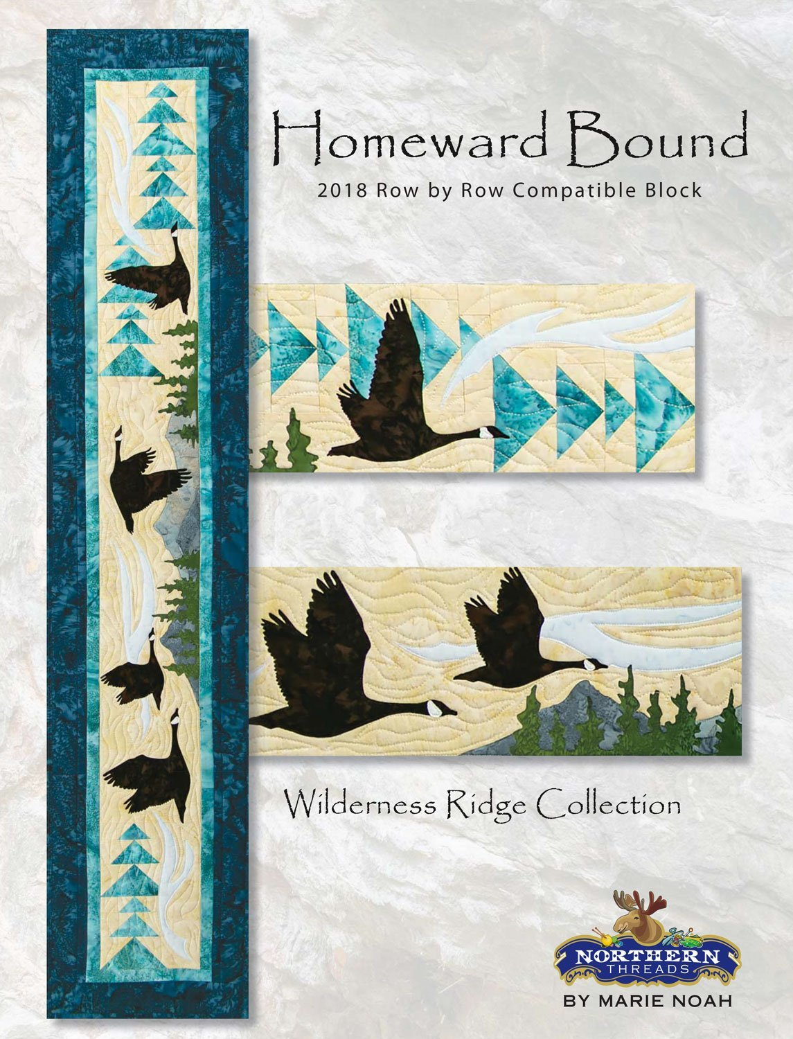 Homeward Bound Pattern Northern Threads  '