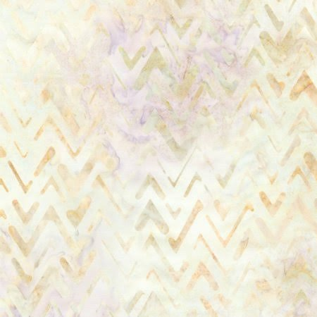 Robert Kaufman Texture Study Artisan Batiks Bali Chevrons AMD-17808-84 cream `