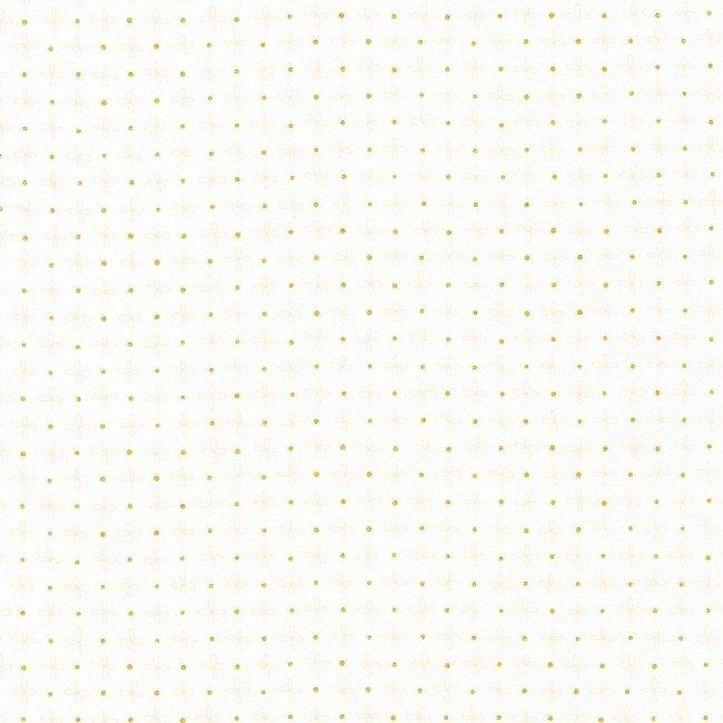 Robert Kaufman Wayside AWM-18691-1 White '