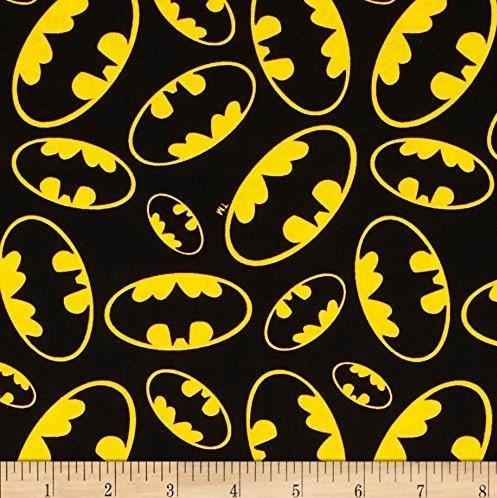 Batman Tossed Logo `
