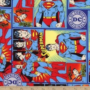 Camelot DC Comics Superman `