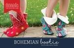 Bohemian Booties QF 1504 `