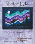 Northern Threads Northern Lights Laser Cut Quilt Kit  639912000640