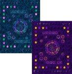 Circle & Stars Quilt Pattern  PTN2459-10 `