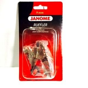Janome 9mm Ruffler Foot 202095004