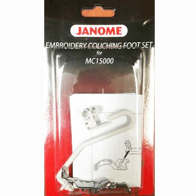 Janome Embroidery Couching Foot Set 202297008