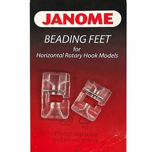 Janome Beading Feet Set `