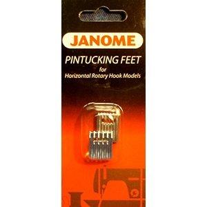 Janome Pintucking Foot Set `