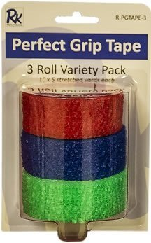 Perfect Grip Tape - 3 Roll Variety pk`