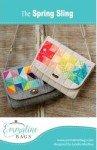 Spring Sling Bag Pattern Bags EMMB103 `