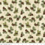 Riley Balke Majestic Outdoors Pinecone C5574 White `