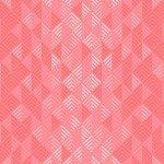 Clothworks A Beautiful Day CLTY2668-40 Geo Dark Coral `