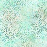 Batik Elementals Petals AMD-16848-70 Aqua Robert Kaufman `