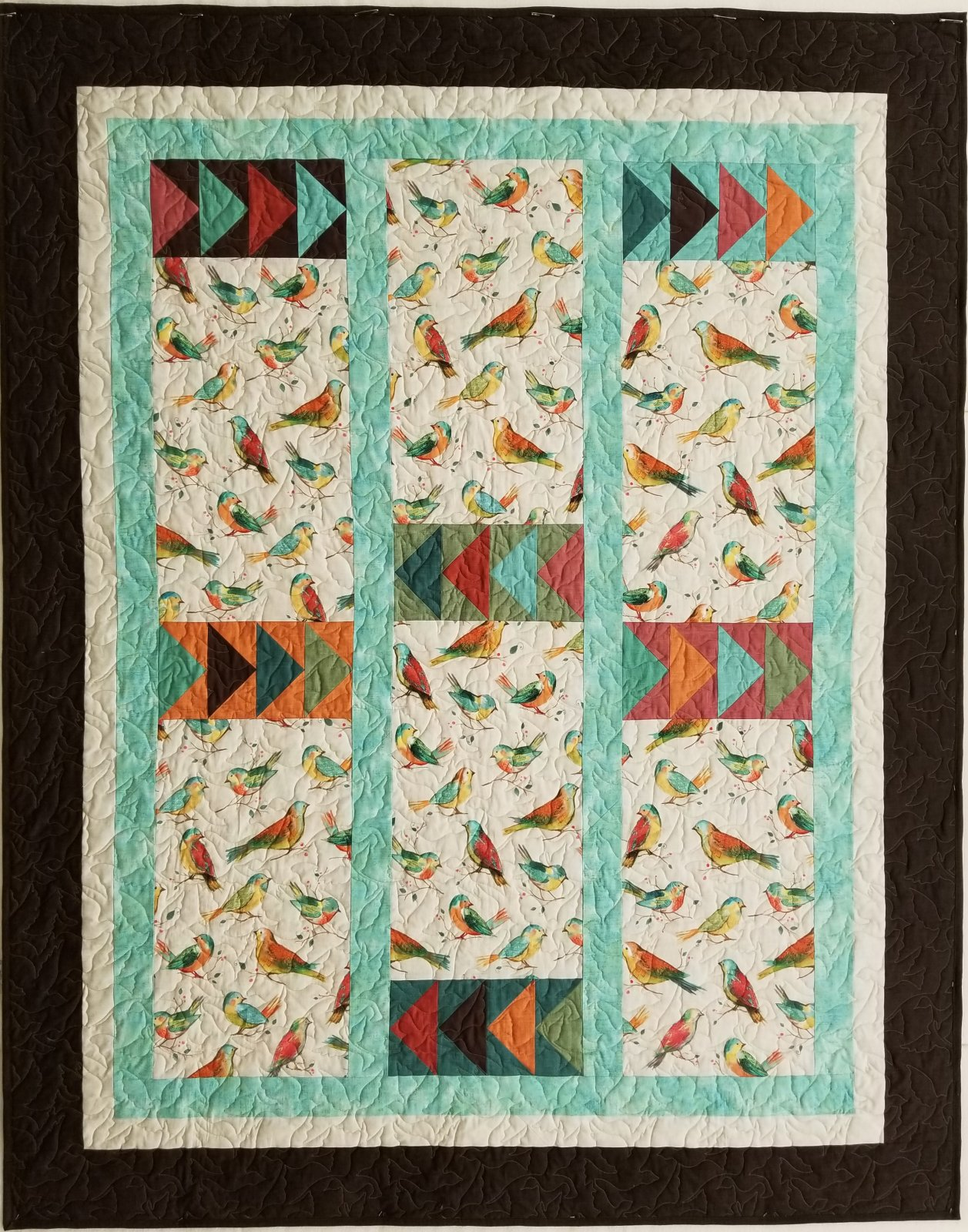 All A Twitter Quilt Kit ` `