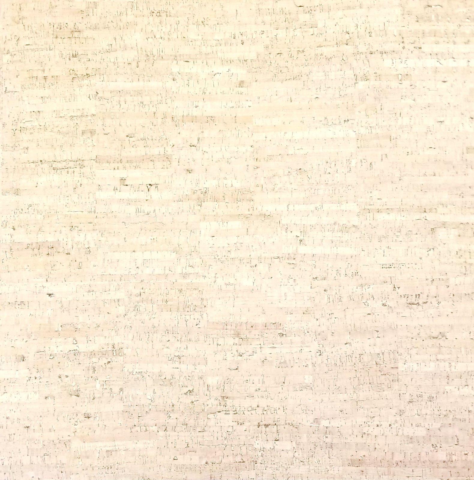Cork Fabric Cream Half Yard Sheet `