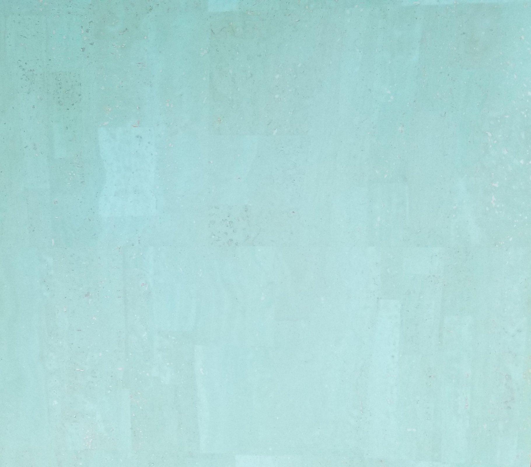 Cork Fabric Teal Half Yard Sheet `