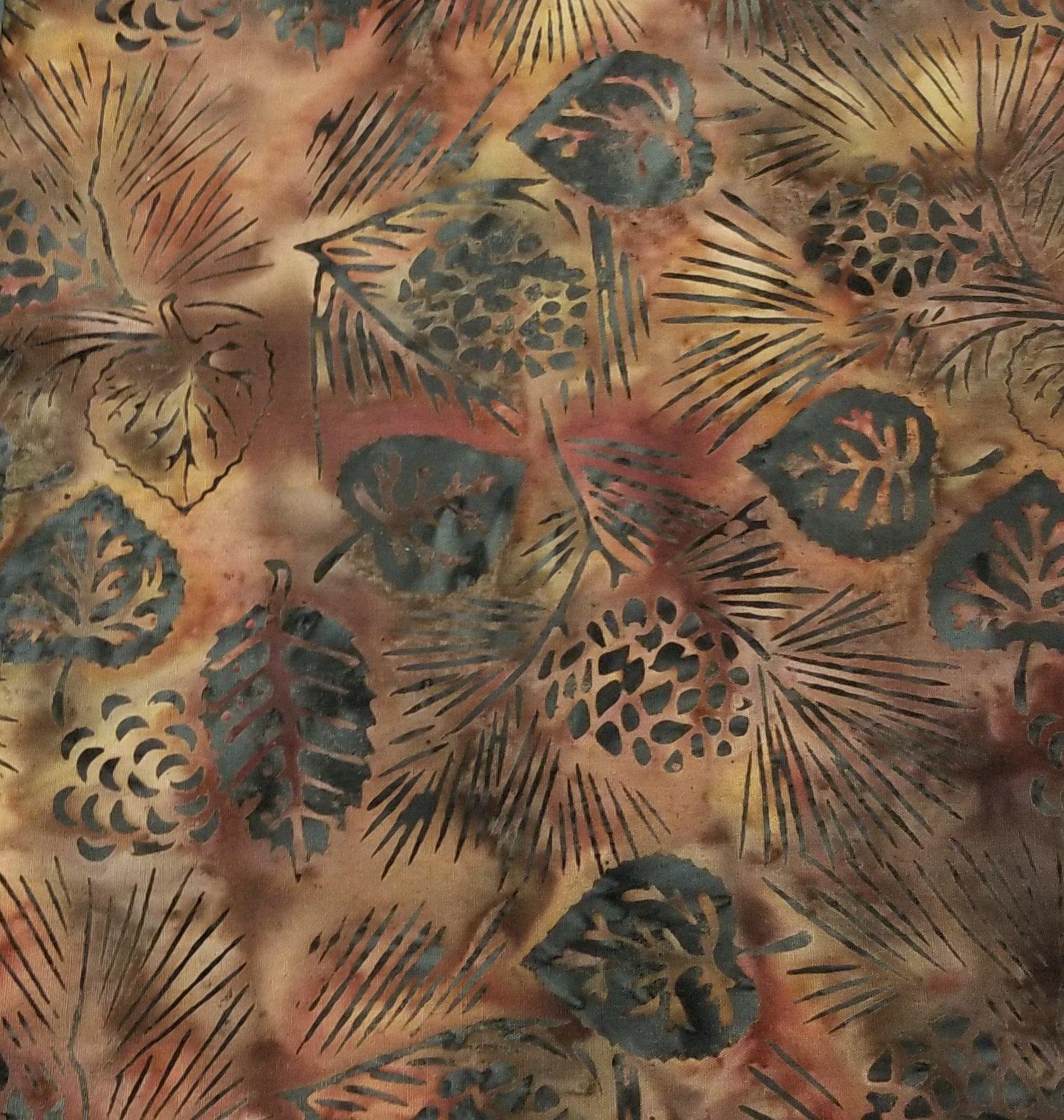 Serendipity 4552 Batik Textiles `
