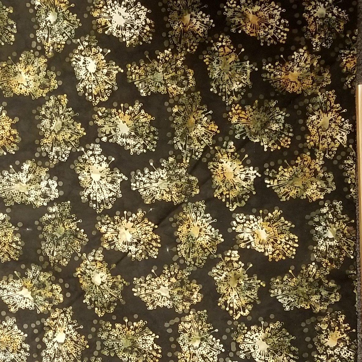 Hoffman Fabric L2617-345 Fawn Batik '