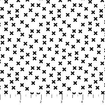 Northcott Emoji 21841-10 White `
