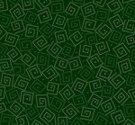 Quilting Treasures Harmony Flannel 24779-FFLN Squares Forest Green `