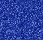 Quilting Treasures Harmony Flannel 24779YFLN Squares Royal Blue `
