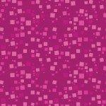 Benatrex Midnight Poppies 4208-12 Samll Geo Squares Fuchsia '