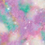 3 Wishes Sassy Animals Multi Stardust Digitally Printed 13796-Multi '